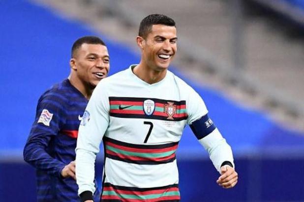 Cristiano Ronaldo test positief op het coronavirus