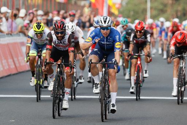 Tour de Wallonie - Fabio Jakobsen, la 2e résurrection du Tour de Wallonie