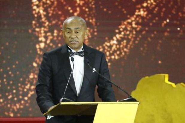 Le président de la Confédération africaine Ahmad Ahmad suspendu cinq ans par la FIFA