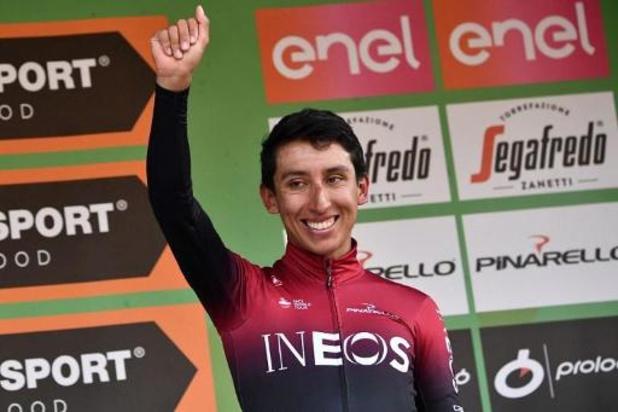 Egan Bernal aimerait disputer le Giro et le Tour en 2020
