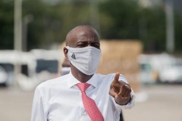 Staatsgreep verijdeld in Haïti (minister van Justitie)