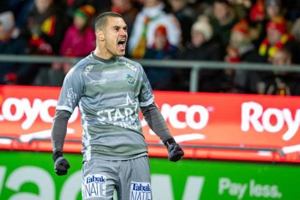 Jupiler Pro League - Waasland-Beveren gagne à Ostende, Saint-Trond renoue avec la victoire contre Courtrai