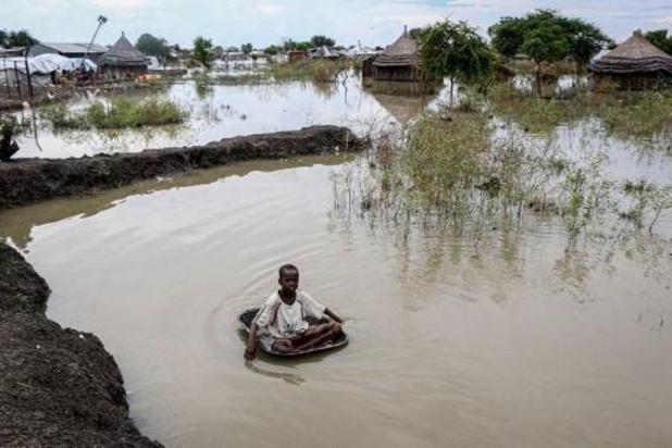 Vingt millions de personnes déplacées chaque année à cause des changements climatiques