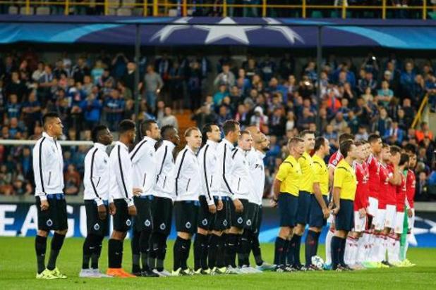 Brugse politie neemt maatregelen voor match tegen Manchester United