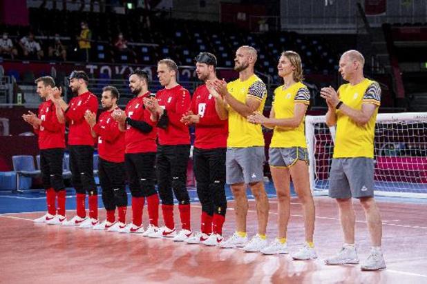 """Paralympische Spelen - Belgian Bulls verliezen opnieuw, maar gaan toch naar kwartfinales: """"Details zijn bepalend"""""""