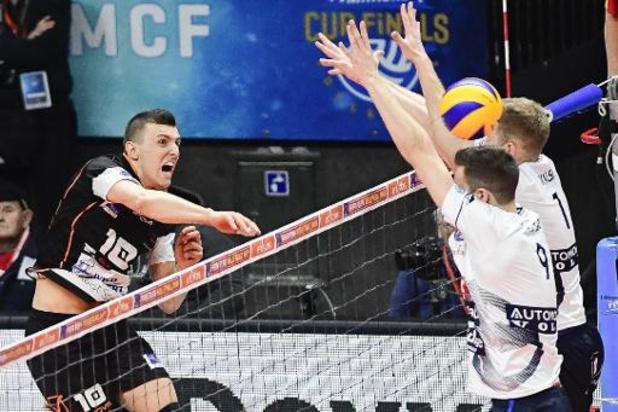 Alost perd aussi son 4e match, contre Fenerbahçe