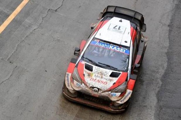 Sébastien Ogier tout proche d'un septième titre mondial en WRC