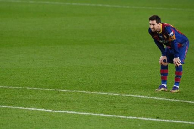 La Liga - Recordtreffer van Messi levert Barcelona niet meer op dan gelijkspel tegen Valencia