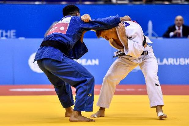 Verstraeten sneuvelt in 1/8e finales, ook geen succes voor Jura en Petit