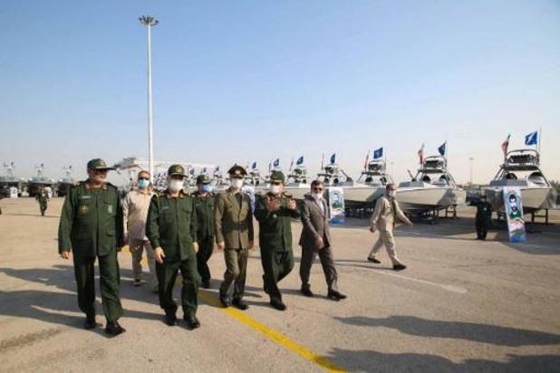 L'Iran agrandit sa flotte et met en garde la marine américaine dans le Golfe