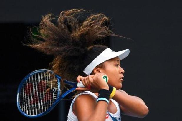 Naomi Osaka, tenante du titre, éliminée par Cori Gauff au 3e tour de l'Open d'Australie