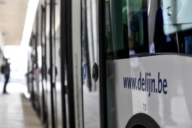 Nog meer privébussen versterken ritten van De Lijn