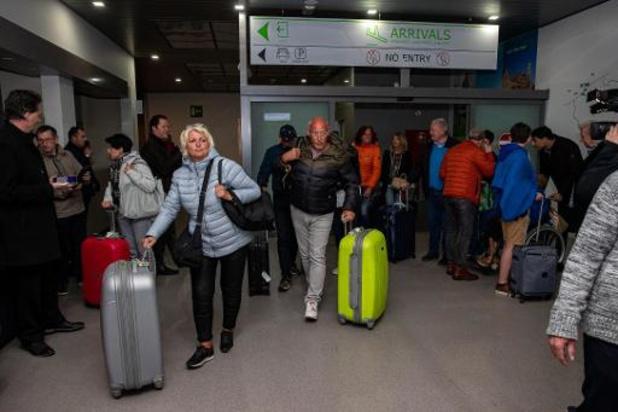300 Belges vont être rapatriés depuis la Tunisie
