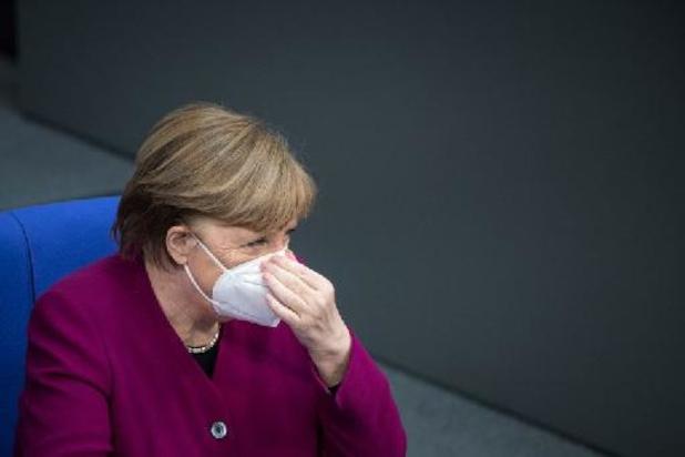 Duitse regering stemt in met nieuwe nationale regels in strijd tegen coronavirus