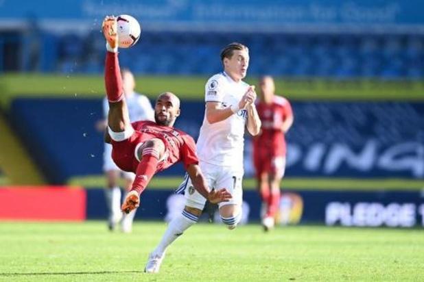 Belgen in het buitenland - Odoi en Fulham komen met lege handen terug uit Leeds