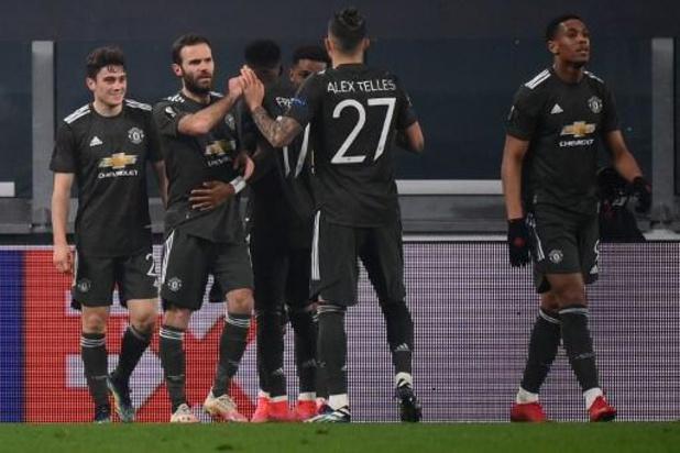 Europa League - Manchester United écrase la Real Sociedad, l'AC Milan rejoint dans les arrêts de jeu