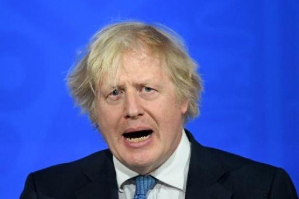 Boris Johnson appelle à la patience pour les voyages à l'étranger
