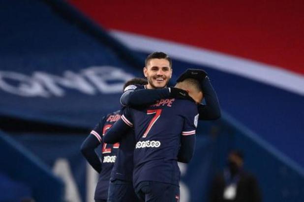 Ligue 1 - Victoire facile pour le PSG contre un Montpellier rapidement à dix