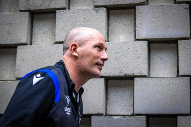 Soulier d'Or - Philippe Clément, l'entraîneur du Club de Bruges, élu Entraîneur de l'Année