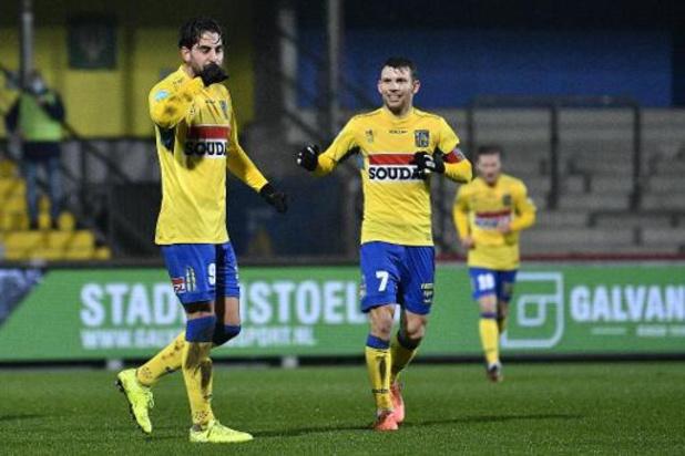 1B Pro League - Westerlo opnieuw tweede na vlotte thuiszege in derby tegen Lierse