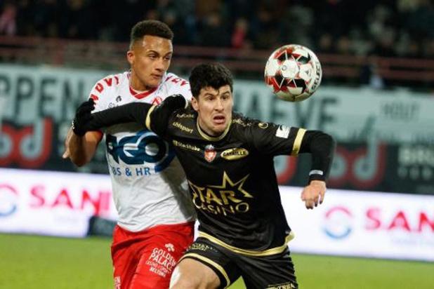 """""""Geen sprake van fusie met Kortrijk op korte of middellange termijn"""", stelt Moeskroen"""