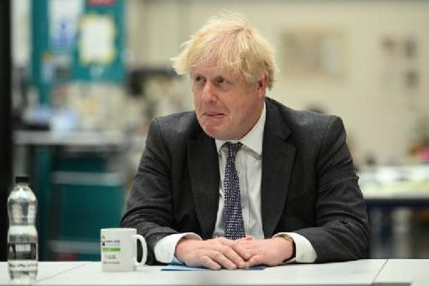 Pour Boris Johnson, la santé passe avant le maintien des demies et de la finale à Wembley