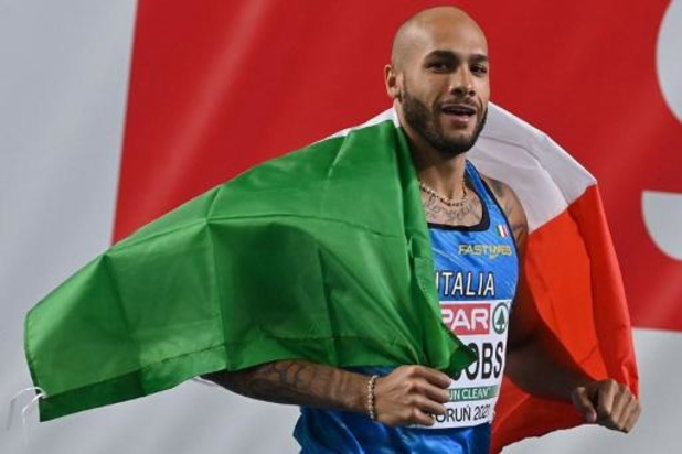 Championnats d'Europe d'athlétisme en salle - L'Italien Jacobs domine le 60m, Oscar Husillos et Femke Bol sacrés sur 400m