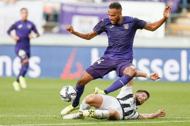 Jupiler Pro League: Anderlecht laat Isaac Kiese Thelin definitief vertrekken naar Verenigde Arabische Emiraten
