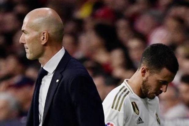 Belgen in het buitenland - Atlético en Real komen niet tot scoren in matige Madrileense derby