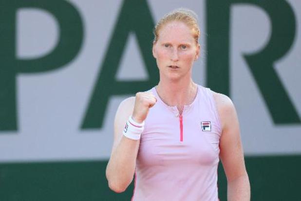 Alison Van Uytvanck remporte son 5e titre WTA face à Yulia Putintseva