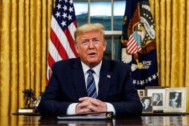 """Trump affirme que les Etats-Unis ont """"largement surmonté"""" la pandémie"""