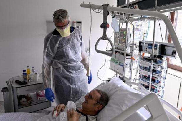 Recul de 11% des hospitalisations