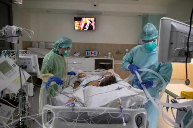 Ongeveer helft van Europese sterfgevallen in woonzorgcentra, in België 42 procent