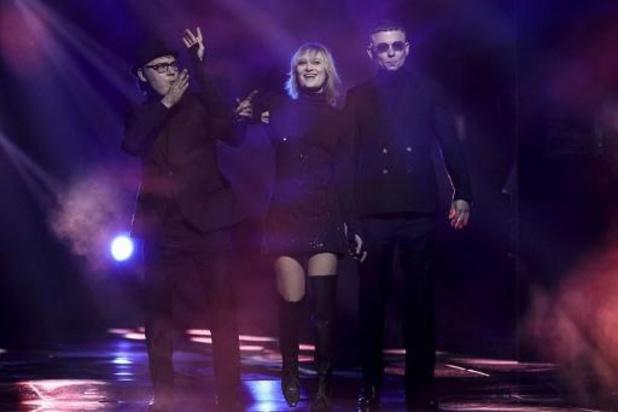 L'Eurovision regardée par quelque 445.000 téléspectateurs sur la RTBF