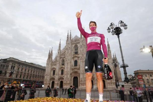 Ronde van Italië start met korte individuele tijdrit in Turijn