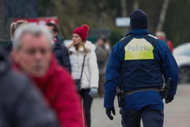 Antwerpse jongeren hebben grotendeels positief beeld van politie