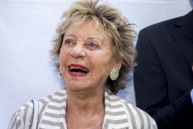 La Ville de Bruxelles rendra un hommage à Annie Cordy sur la grand-place