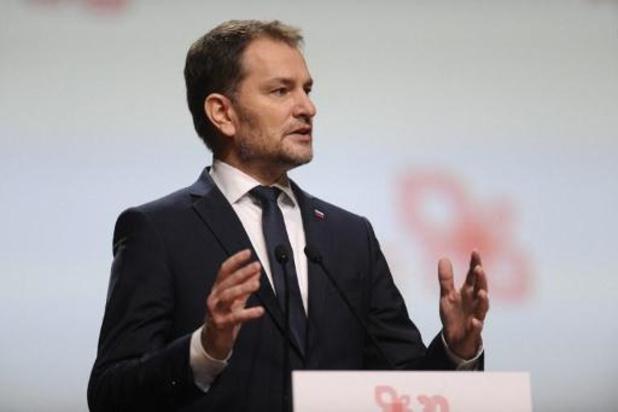 Coronavirus - Slovaakse premier stapt op om einde te maken aan crisis rond coronabeleid