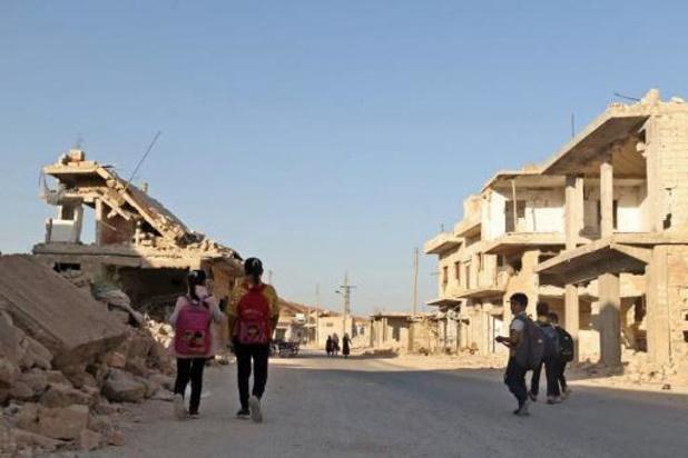 Zes doden bij ontploffing van bomauto in noorden van Syrië