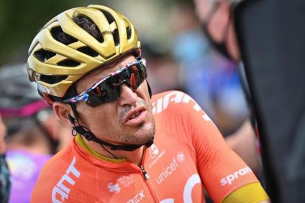 Greg Van Avermaet est le seul Belge de la sélection de CCC pour le Tour