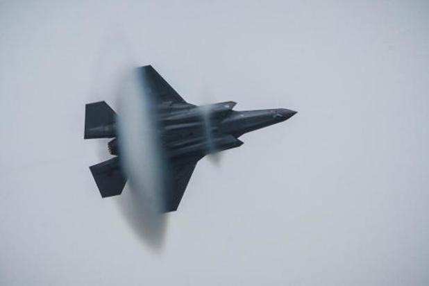 """F-35 - Wilmès heeft """"constructieve"""" vergadering over F-35-contract met Lockheed Martin"""