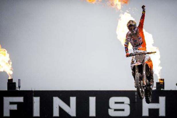 Nouvelle victoire de Jeffrey Herlings en Turquie, Jago Geerts loin du podium en MX2