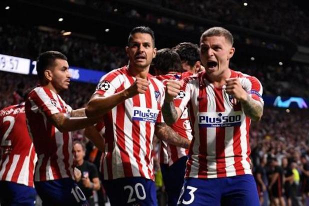 Champions League - Atletico pakt helemaal op het einde nog punt tegen Juventus, Bayern opent met zege