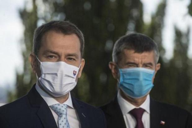 La frontière entre Tchéquie et Slovaquie complètement rouverte jeudi