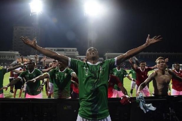 Kwal. WK 2022 - Ilaimaharitra en Lapoussin triomferen met Madagaskar en ontzeggen DR Congo koppositie