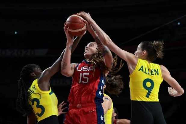 États-Unis/Serbie première demi-finale du tournoi de basket féminin