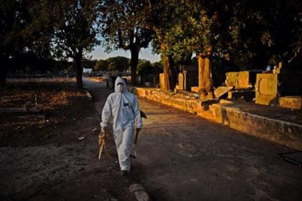 Coronavirus - Le Brésil devient le 5e pays avec le plus de morts