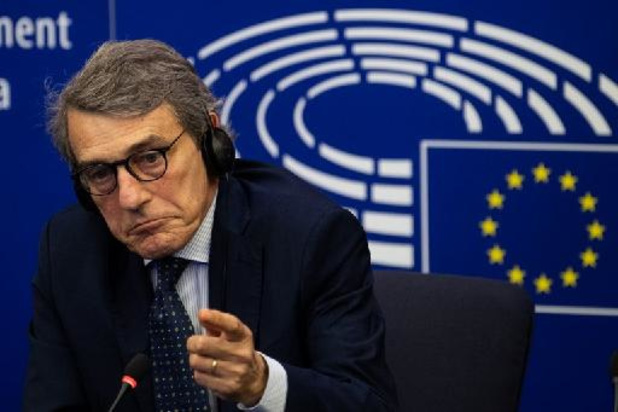 Asile pour les Afghans: le président du Parlement européen très déçu par les États membres