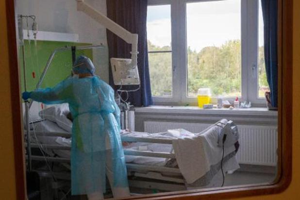 Les hôpitaux de la province de Luxembourg passent à leur tour en phase 1B