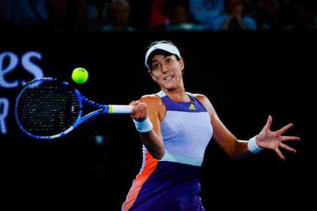 WTA Dubaï - Kiki Bertens déclare forfait, Garbine Muguruza sera la 1re adversaire de Kim Clijsters